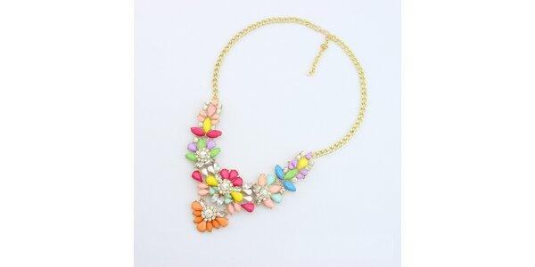 Štýlové náhrdelníky plné elegancie i extravagancie
