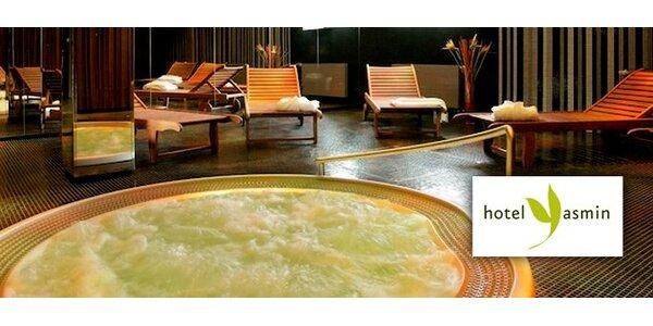 28 EUR za exkluzívny vstup do luxusného wellness centra dizajnového hotela…