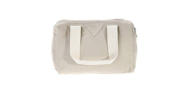Svetlo šedá taška na laptop Big Star