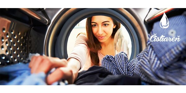 Žehlenie a pranie v Čistiarni PRONTO