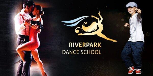 Tanečné kurzy pre deti a dosplelých
