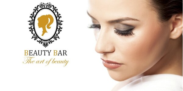 HOLLYWOOD AIRBRUSH MAKE UP + obočie HD Brows