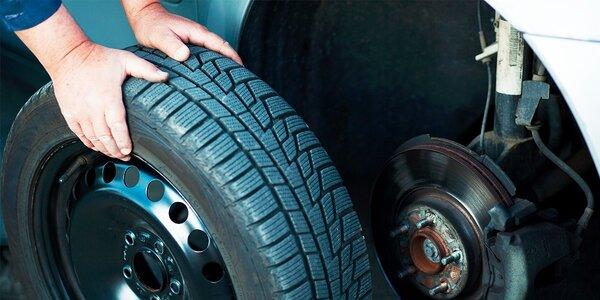 Prezutie a uskladnenie pneumatík