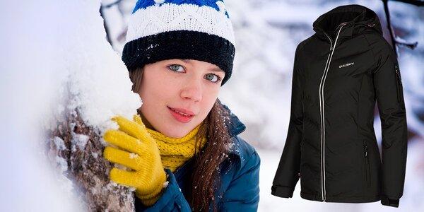 Zateplené zimné pánske a dámske bundy HUSKY