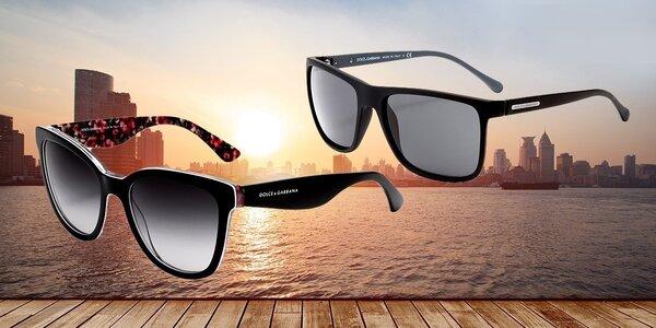 Slnečné okuliare Dolce & Gabbana + puzdro zdarma