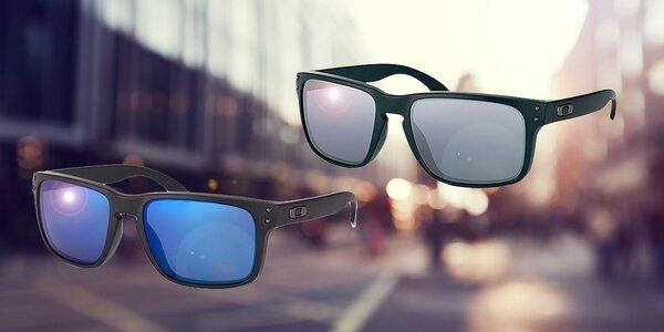 Módne slnečné okuliare Oakley+látkové vrecúško