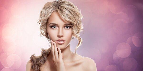 Vlasová regenerácia, nový strih a melír