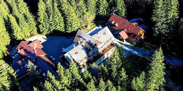 Jesenné prázdniny v Hoteli Mikulášska chata***