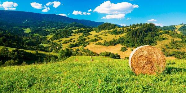 Rodinný oddych a turistika na Orave