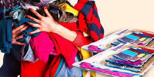 Vákuové obaly - 4 kusy s rozmermi 80 x 60 cm