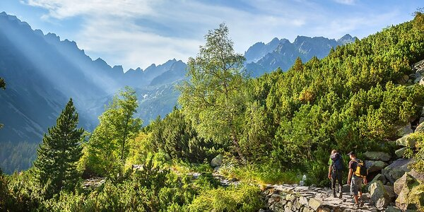 Pobyt pre dvoch s polpenziou pod Vysokými Tatrami