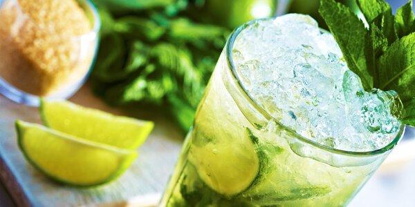 Kavička alebo alkoholický miešaný drink
