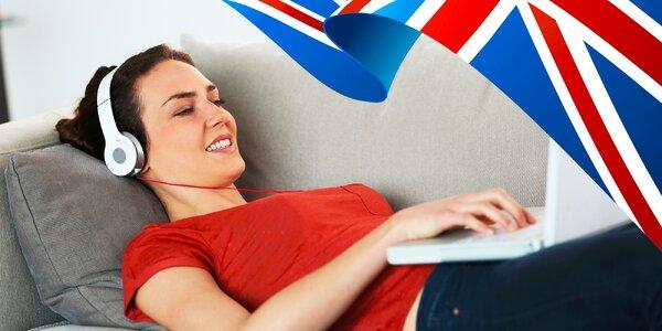 Online kurz angličtiny s medzinárodným certifikátom