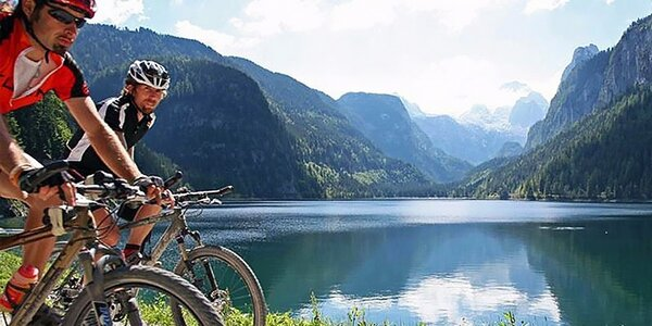 Letná aj zimná dovolenka pre dvoch v Alpách
