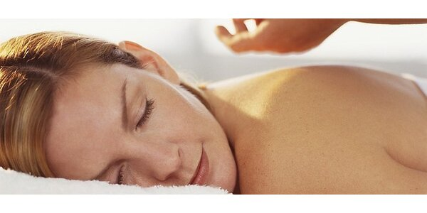 Liečebná masáž 30 min.