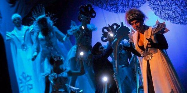 Vstupenky na muzikál Snehová kráľovná v Prahe