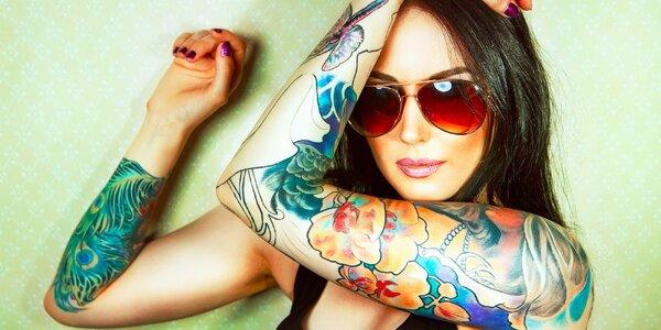 Tetovanie podľa vlastného výberu