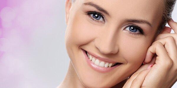 Ošetrenie pokožky + dermabrázia alebo skin scrubber!