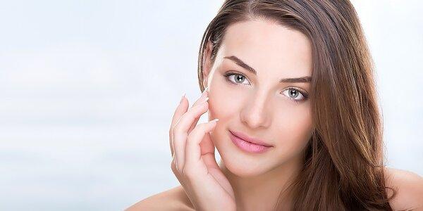 Hĺbkové čistenie pleti či masáž tváre