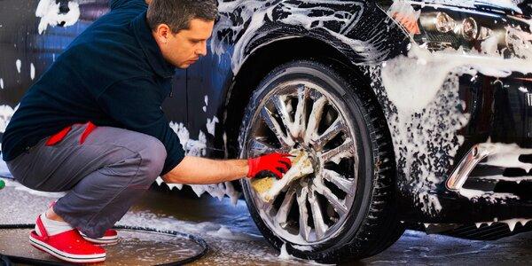 Umytie, voskovanie, ozónovanie a ďalšie služby