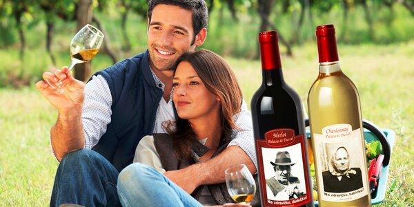 Višňovica alebo víno s vašou fotografiou