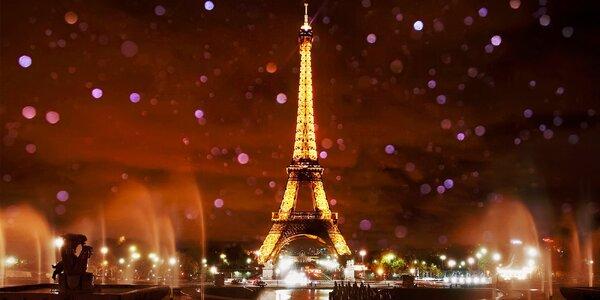 Vianočný alebo Silvestrovský zájazd do Paríža