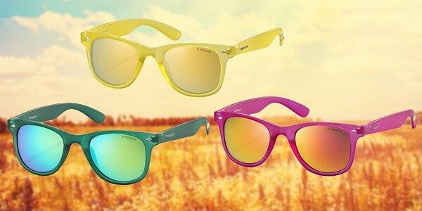 35 % zľava na slnečné okuliare značky Polaroid