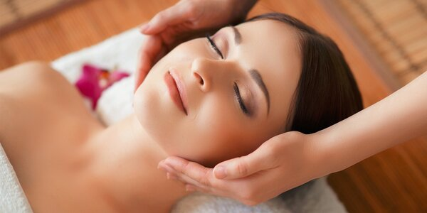 Kozmetická masáž alebo kyslíkové ošetrenie