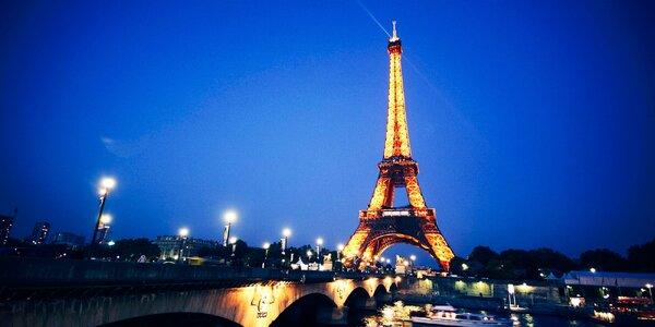 Silvester v Paríži aj Versailles