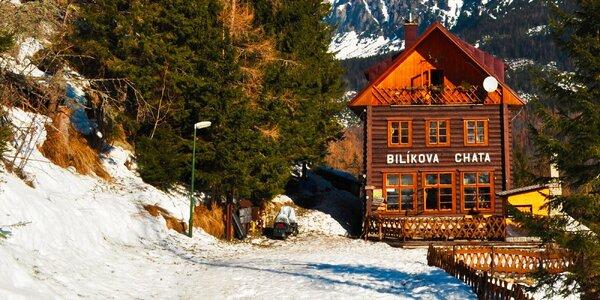 Horský pobyt pre 2 osoby, Vysoké Tatry