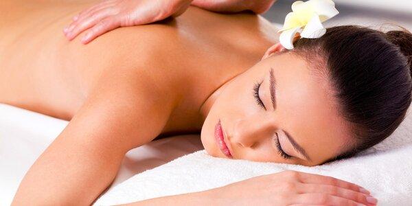 Čiastková, celotelová alebo športová masáž