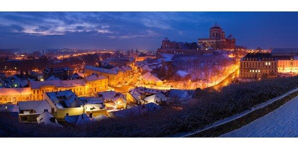 Navštívte jedinečný Ostrihom a rozprávkové vianočné trhy v Szentendre - bez…