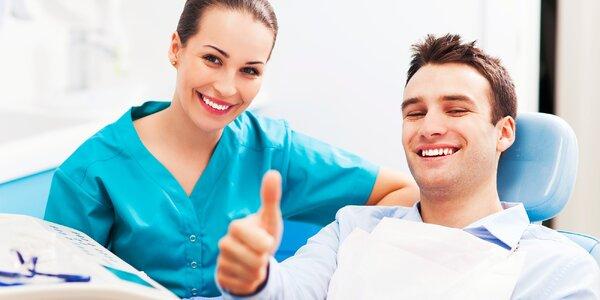 Komplexná dentálna hygiena v Prešove