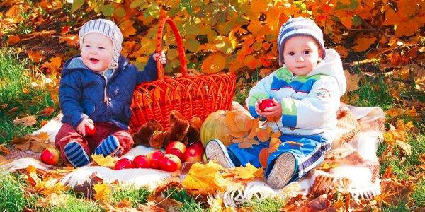 Profesionálne jesenné či halloweenske fotografovanie