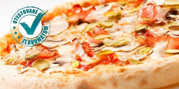Namixujte si vlastnú pizzu v Diavolo