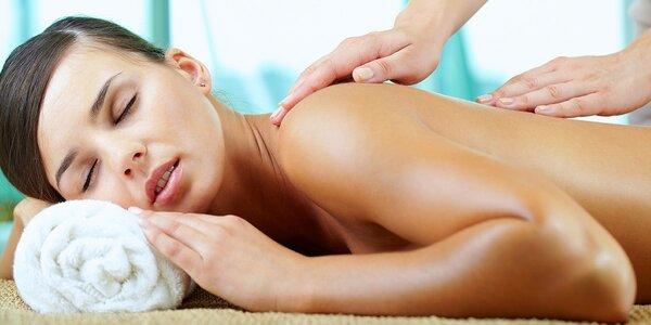 Hodinová masáž celého tela pre jedného či dvoch