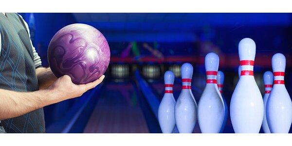 1 hodina bowlingu