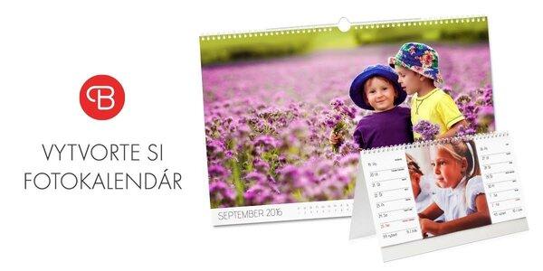 EXTRA VEĽKÝ kalendár z vašich fotiek