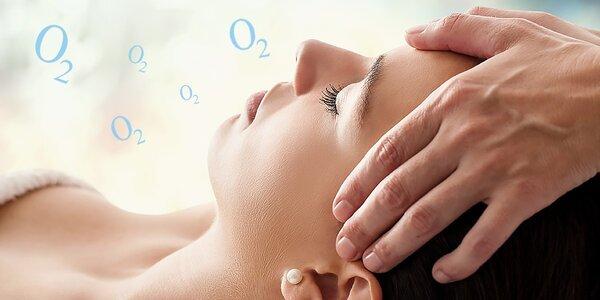 Dokonalý relax s kyslíkom - Oxymasáž!