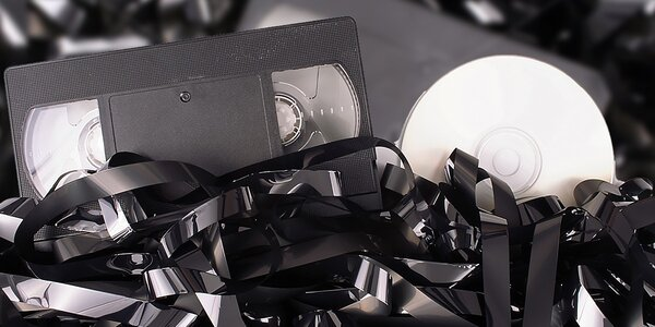 Prepis videokaziet VHS, Video8, Hi8, Digital8 na DVD