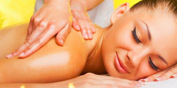 Relaxačná celotelová či vzájomná tantrická masáž
