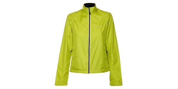 Dámska zelená bunda a zároveň vesta Trimm