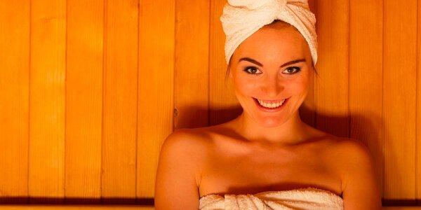 2-hodinový privátny vstup do sauny pre 2 - 4 osoby