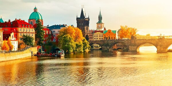 Pobyt v historickom centre Prahy
