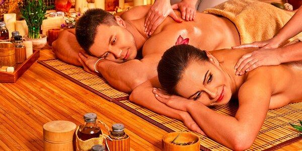 Kráľovské thajské balíčky pre váš relax