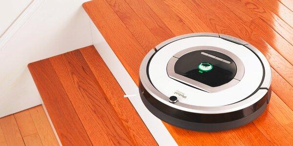 Inteligentný robotický vysávač iRobot® Roomba