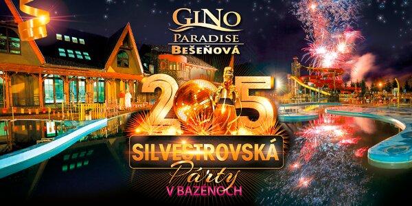 GINO PARADISE Bešeňová - silvestrujte v raji!
