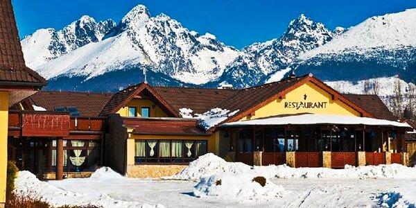 """Zimný pobyt s lyžovačkou """"z hotela priamo na svah"""""""