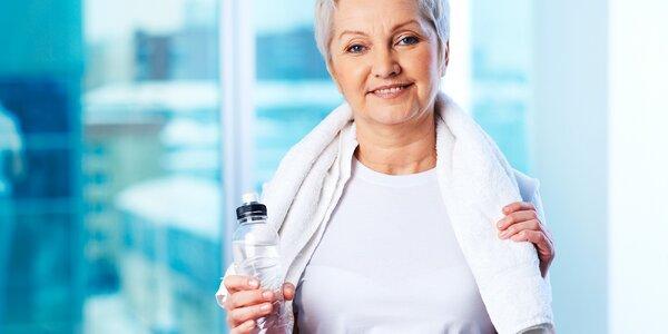 Permanentka na cvičenie pre seniorky