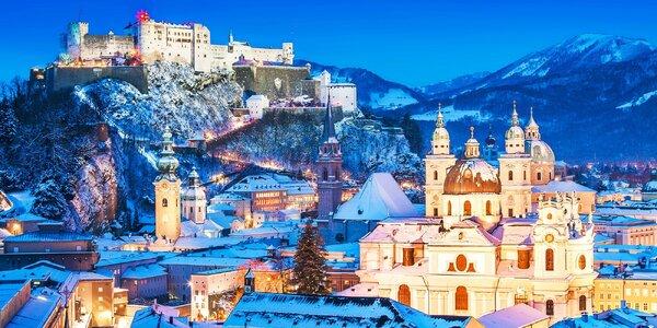 Sviatočný advent alebo Silvester v Salzburgu